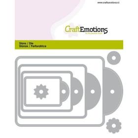 CraftEmotions Die - Labels...