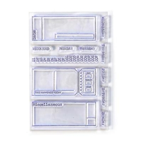 CS177 - Sidekick Stamps 2