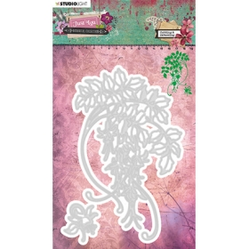 Embossing Die Cut Stencil,...