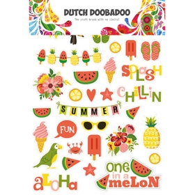 Dutch Paper Art Summer