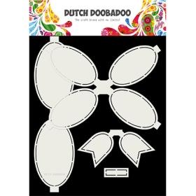 Card Art Bow 4pc