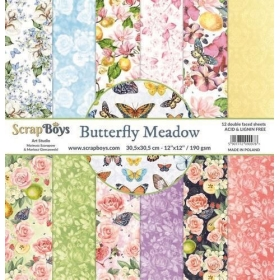 Butterfly Meadow - Paperpad...