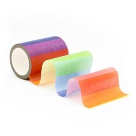 Block Rainbow Washi Tape...
