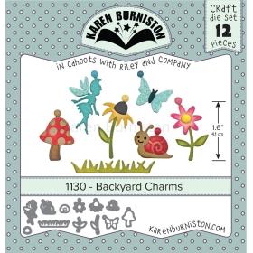 Mal 1130 - Backyard Charms