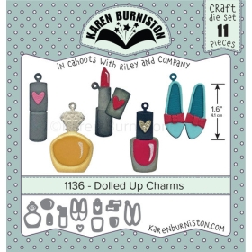 Mal 1136 - Dolled Up Charms