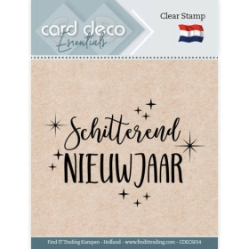 Clear Stamps - Schitterend...
