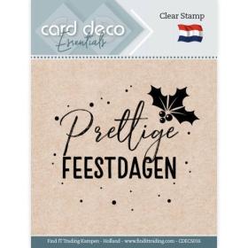 Clear Stamps - Prettige...