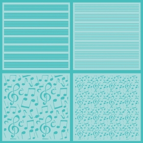 Sheet Music - Background...