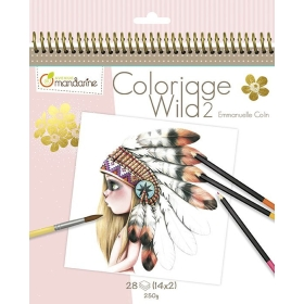 Coloriage Wild 2 door...
