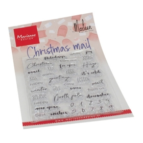 CS1070 - Christmas Mail By...