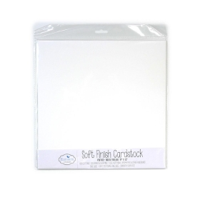 "Soft Finish Cardstock 12"" x..."
