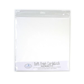 "Soft Finish Cardstock - 12""..."