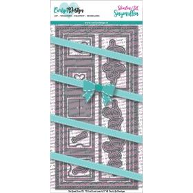 Snijmallen DL Slimline Kaart 3