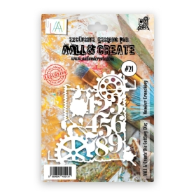 AALL And Create Die Set 21