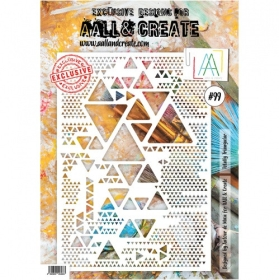 AALL And Create Stencil - 99