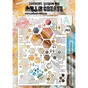 AALL And Create Stencil - 108