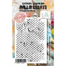 AALL and Create A7 Stamp...