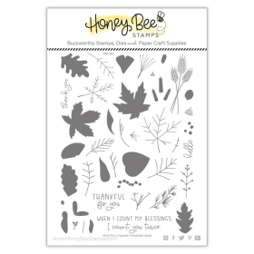 Hello Fall Clearstamps