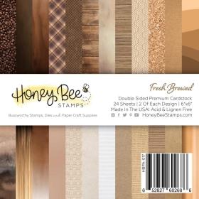 Fresh Brewed Paper Pad 6x6