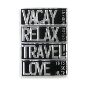 CS193 - Block Words - Travel