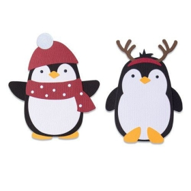 Sizzix Bigz Die - Penguin...