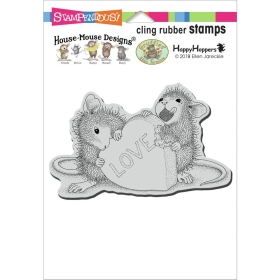 Love Treat - Cling Stamp