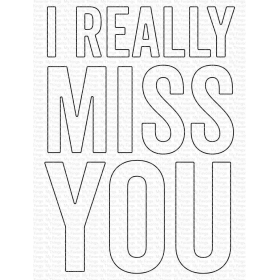 I Really Miss You Die-namics