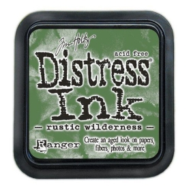 Distress Ink Pad - Rustic...