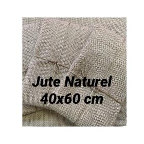 Jute Naturel 40x60cm