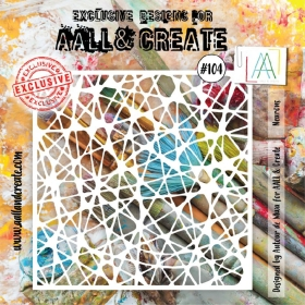 AALL And Create Stencil - 104