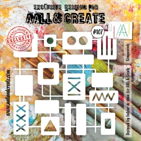 AALL And Create Stencil - 107