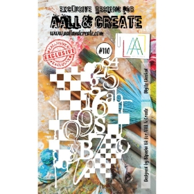 AALL And Create Stencil - 110