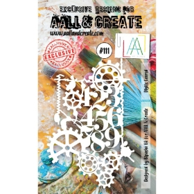AALL And Create Stencil - 111