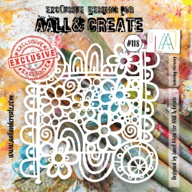 AALL And Create Stencil - 118