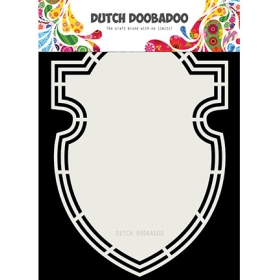 Dutch Shape Art Shield