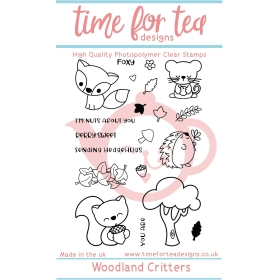 Time For Tea Woodland...