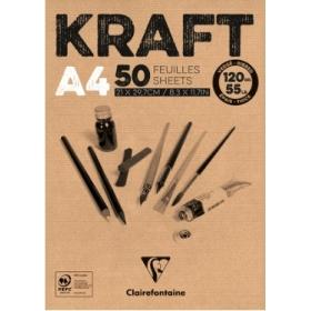 PaintON papier - Kraft A4 -...