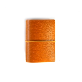 Ochre Traveler's Notebook
