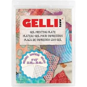 """Gel Printing Plate 9"""" x 12"""""""