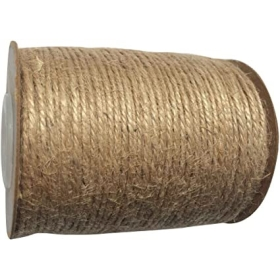 Jute Koord Naturel 2mmx100mm