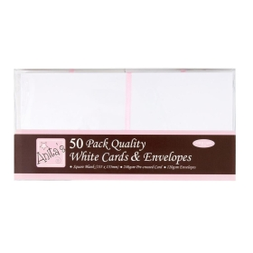 Square Cards & Envelopes...