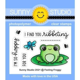 Feeling Froggy Clearstamps