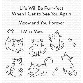 Mini Meows Clearstamps