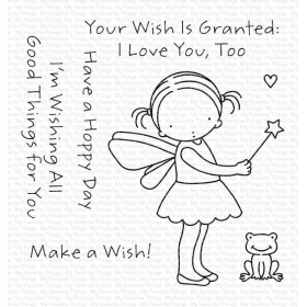 Wish Granted Clearstamps