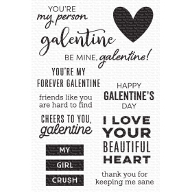 My Galentine Clearstamps