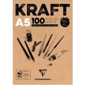 PaintON papier - Kraft A5 -...
