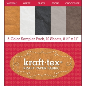 Kraft-tex Sampler Pack...
