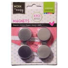 Work Easy Magnets - 4 st.