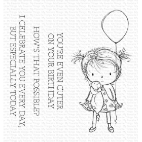 Birthday Cutie Clearstamps