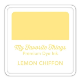 Premium Dye Ink Cube Lemon...